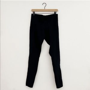 Champion Black Workout Leggings - Large